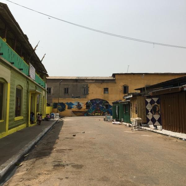 Historic Jamestown-Accra