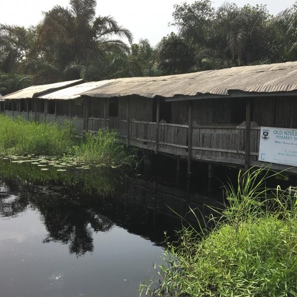 Nzulezu Stilt Village
