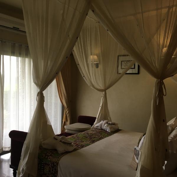 Resort Guest Bedroom
