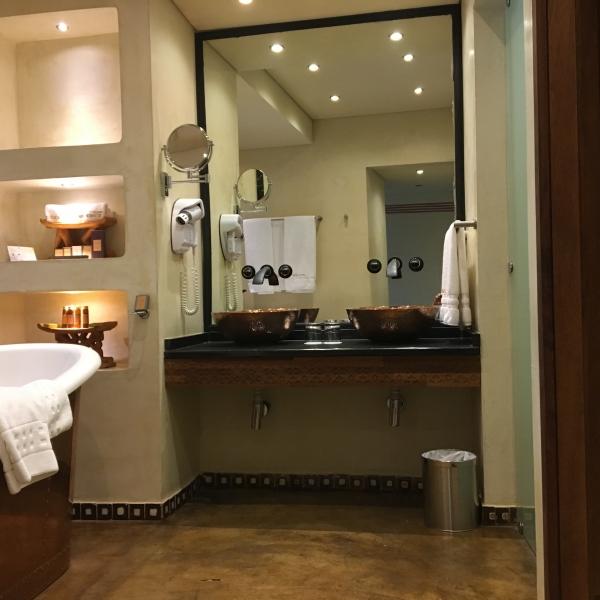 Resort Guest Rooms