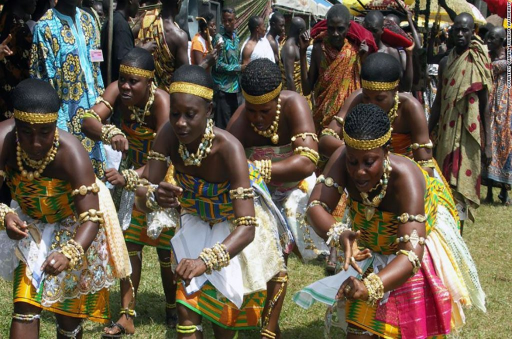 Ashanti Dancers